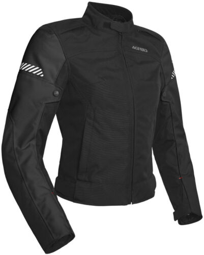 Giacca donna moto sport naked Acerbis Discovery Ghibly lady nero