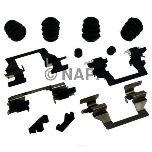 Disc Brake Caliper Hardware Kit-Base Front NAPA//ULTRA PREMIUM BRAKE PARTS-UP