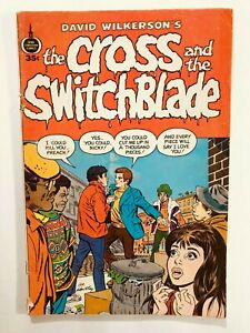 THE-CROSS-and-the-SWITCHBLADE-Spire-Christian-Comics-1972-True-Story