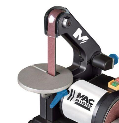 Bande abrasive 25x762 mm, grain 120 pour ponceuse Mac Allister MBDP250
