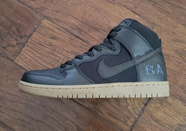 on sale 3a0df 6e8a8 NIKE MENS SB ZOOM DUNK HIGH PRO QS BRIAN ANDERSON