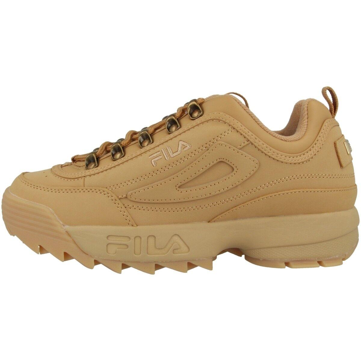 Fila Disruptor Argilla Low shoes women Tempo Libero da Ginnastica Basse
