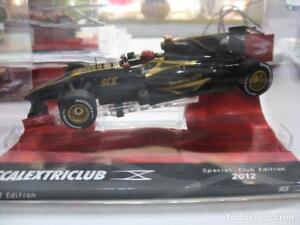 D10076s300 Spielzeug Auto Der Club 2012 Digital System Der Scalextric 1/32 Neu Kinderrennbahnen