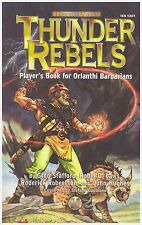 Hero Wars: Thunder Rebels - Player's Book for Orlanthi Barbarians - New