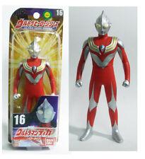 "Ultra Hero Series #16 VINYL ULTRAMAN TIGA POWER TYPE 6"" Action Figure MISB"