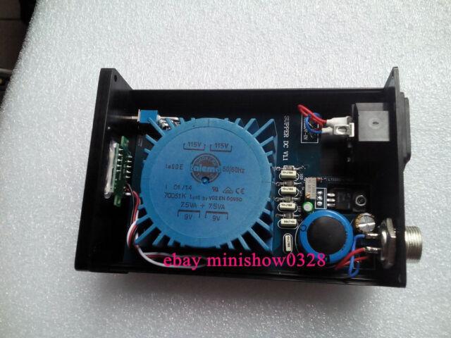 Talema transformer External Linear Power Supply PSU for DAC with digital display