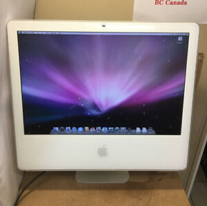 Apple-iMac-20-034-A1207-Core-2-Duo-2-16GHz-3GB-RAM-500GB-HD-10-5-W-AC