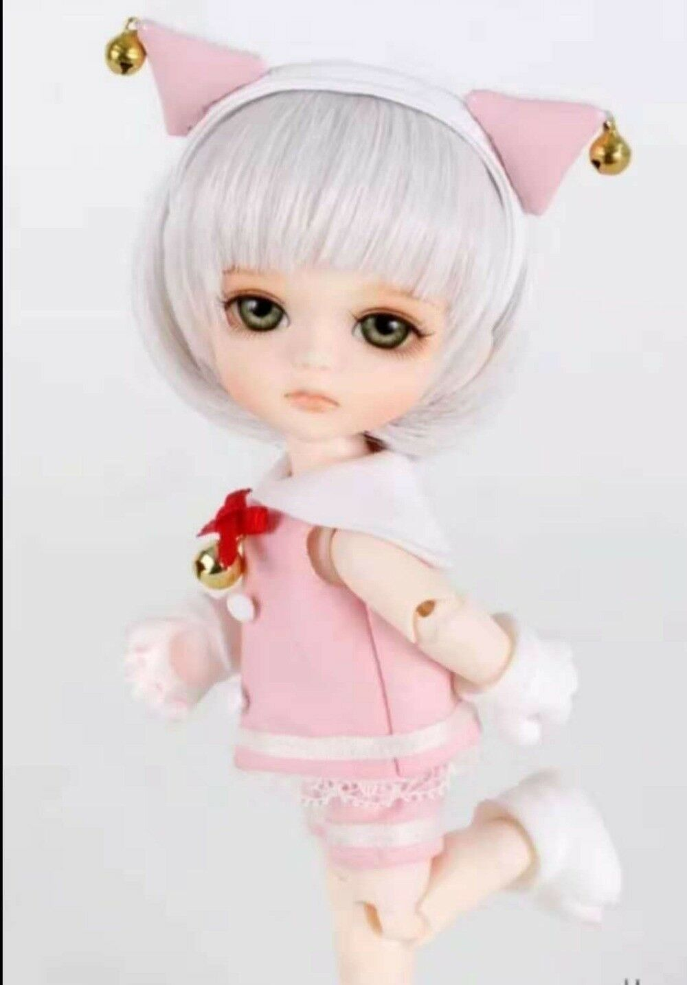 1 8 Bjd Doll Mile Gelb Lati Tiny Cute Recast SD Dollfie Anime Manga