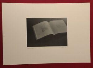 Harald-Klingelhoeller-Skizze-Skizze-Offsetdruck-1997-handsigniert-und-datiert