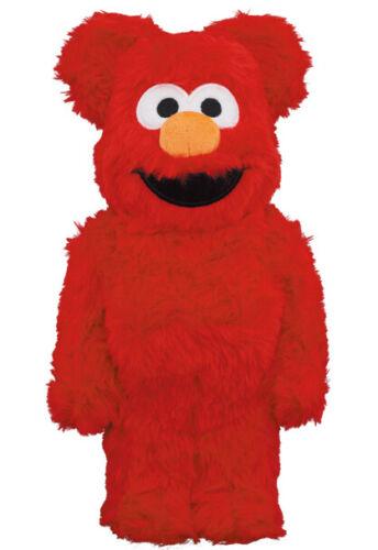 Medicom Toy 400/% Sesame Street ELMO Costume Version Bearbrick Be@rbrick