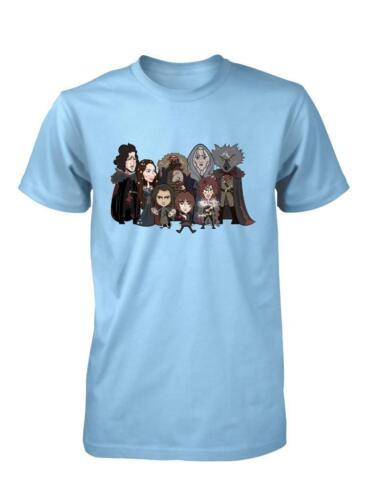 BNWT GAME OF THRONES HOUSE OF STARK FAMILY  ADULT T-SHIRT S-XXL