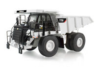 Cat Caterpillar 775g Off Highway Truck 1/50 By Tonkin Replicas 30002 -2 White