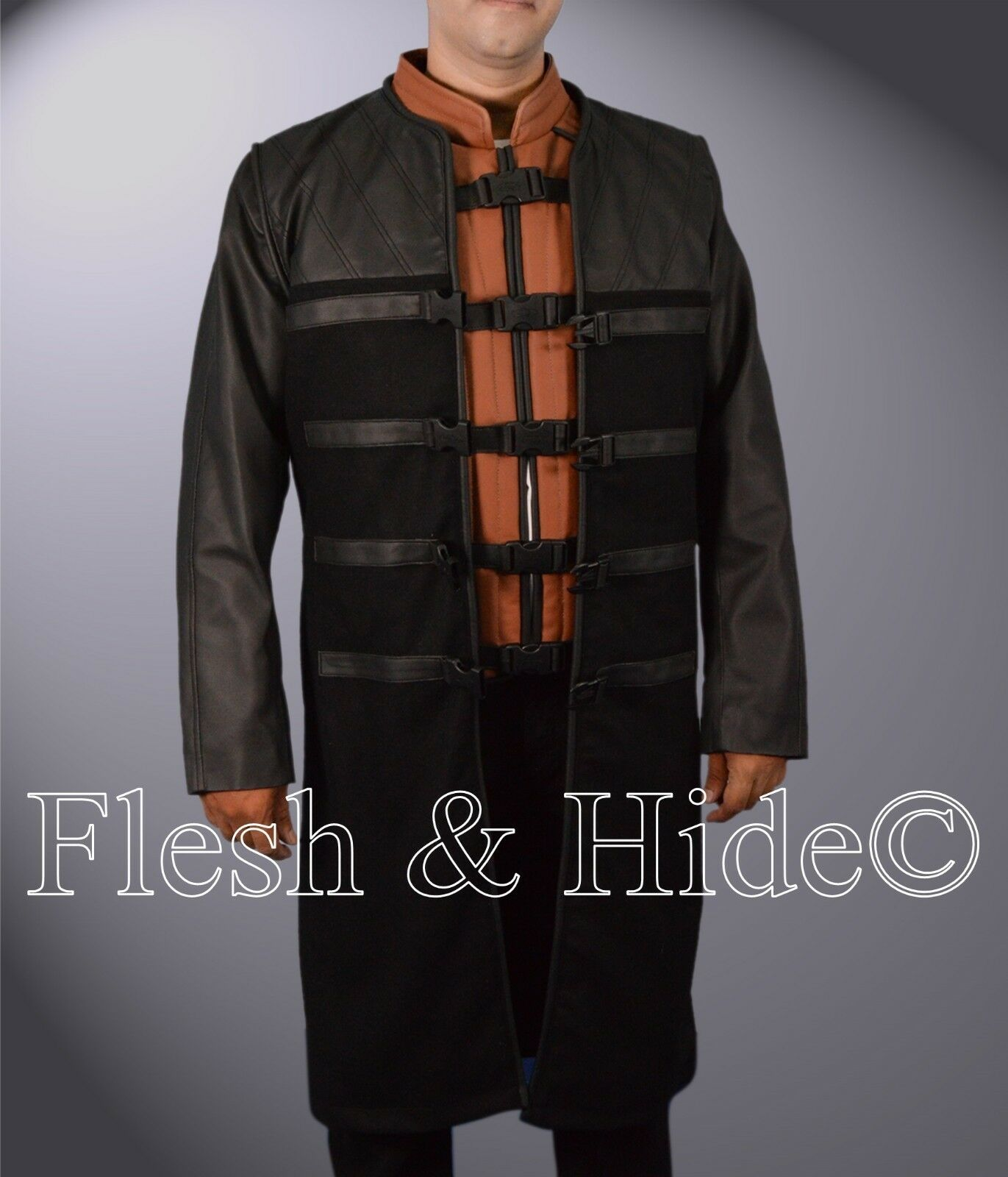 Farscape John Crichton Ben Browder Peacekeepers Coat and Vest