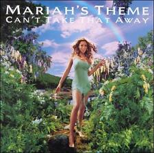Can't Take That Away / Love Hangover / Crybaby Carey, Mariah Audio CD