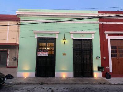 ¡En Renta Hermosa casa en el Centro de Mérida, con alberca!