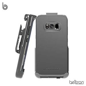 new arrival 2d479 2eaee Details about New Belt Clip Holster for The Lifeproof Fre Case Galaxy S8  Plus Beltron