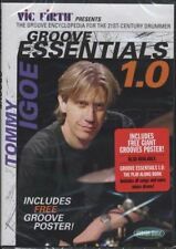 Tommy Igoe Groove Essentials 1.0 Drum Tuition DVD Learn How To Play Drumset
