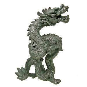 Blue Ribbon Pet Products Oriental Dragon Aquarium Decorations