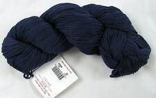 40% OFF! 100g Mirasol PIMA KURI Pure Peruvian Pima Cotton Yarn Color #02 Marine