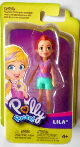 Polly Pocket Bambola 9 cm Mattel  COMPLETA O PEZZI  A SCELTA
