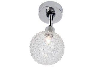 halogen spot spider leuchte lampe deckenleuchte glaskugel. Black Bedroom Furniture Sets. Home Design Ideas