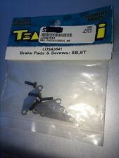 Rc Car Parts Losi Brake Pads & Screws 8B 8T LOSA3541