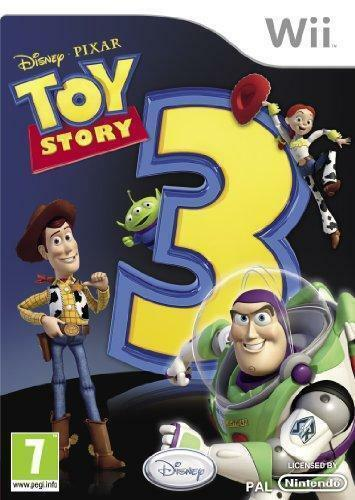1 of 1 - Toy Story 3: The Video Game Wii NEW And Sealed