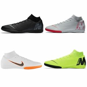 Details about Nike Mercurial Superfly Academy DF Indoor Football Trainers  Mens Soccer Shoes