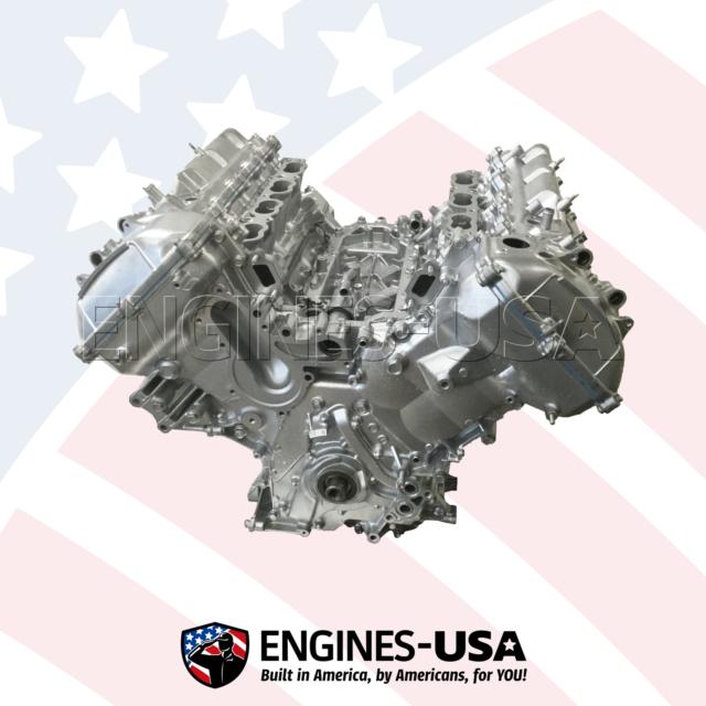 Toyota Lexus 3URFE 5.7L Remanufactured Engine Tundra Sequoia LX570 2007-2015