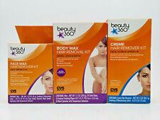 Beauty 360 Body Wax Hair Removal Kit 20 Strips For Sale Online Ebay