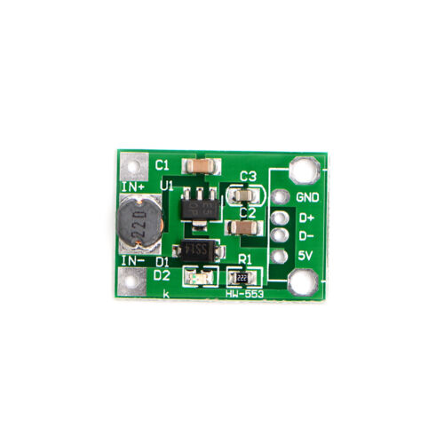 DC-DC 1-5V to 5V Step Up Power Supply Module Boost Converter 500m new RS