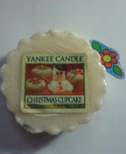 Yankee Candle Christmas Cupcake Tarte d/'expédition combinée des centaines de mise en vente