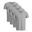JACK /& JONES Herren T-Shirt 4er Pack Basic O-Neck V-Neck Shirt S M L XL XXL