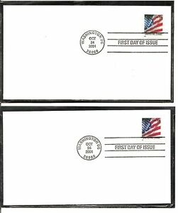 US-SC-3459-3459b-United-We-Stand-FDC-Uncacheted