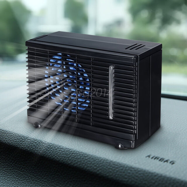 549fb3f81 Portable Evaporative Mini 12V Air Conditioner Home Car Water Cooler Cooling  Fan