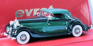 Mercedes-Benz Type 320 Cabriolet A # 421042 1937 1/43 Evrat Evr218