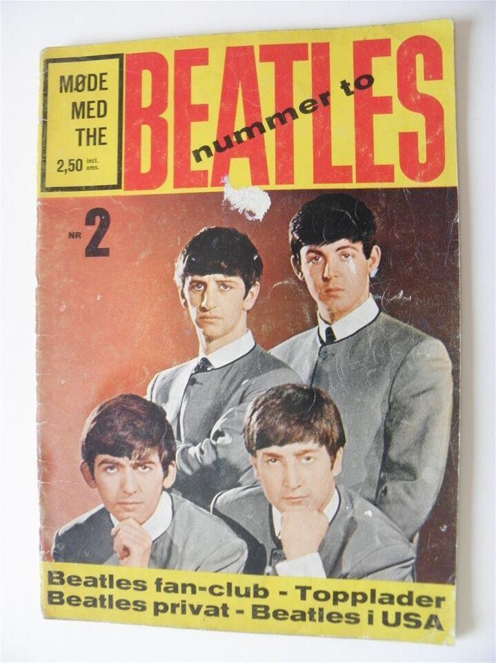 Møde med The Beatles nr 2, Blad