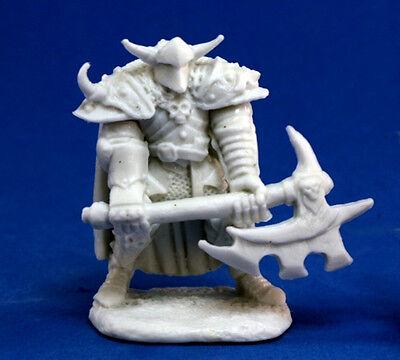 1 x NORGOL KNIGHT - BONES REAPER figurine miniature fantasy chevalier rpg 77065