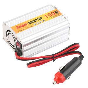 100W-Car-Auto-Inverter-Power-Supply-Adapter-12V-DC-to-110V-AC-Laptop-Computer-AU