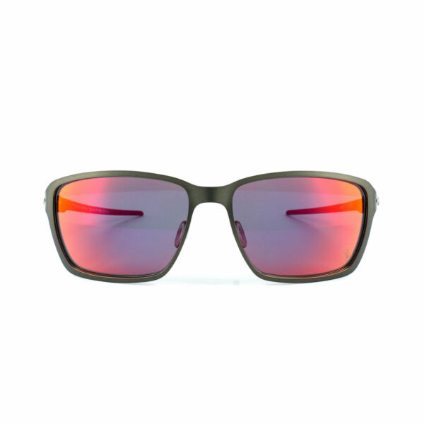 b61b76d9e2 Oakley Scuderia Ferrari Tincan Carbon Oo6017-07 Ruby Iridium Sunglasses for  sale online | eBay