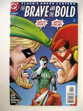 bb BRAVE AND THE BOLD LOT (21 books) $57.50 Cover Price!