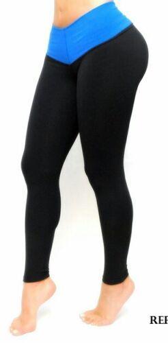 Bon Bon Up Women/'s Leggings with Internal Body Shaper ButtLifter Levantacola1029