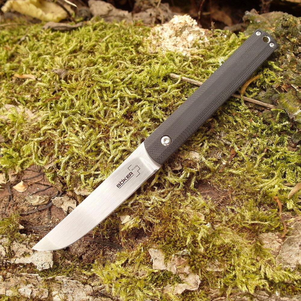 Böker Plus Wasabi G10 - Messer - Klappmesser - Taschenmesser 01BO630