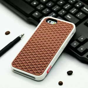 Vans-iPhone-4-4s-Case-Waffle-Rubber-Sole-Cover-White-AUSTRALIAN-STOCK