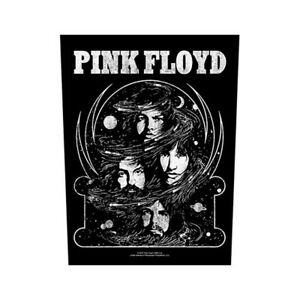 Pink Floyd Roger Waters Dave Gilmour 30x36x27cm Terug Patches
