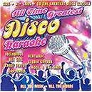 All Time Greatest Disco Karaok von Various Artists (2015)