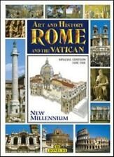Art and History of Rome and the Vatican (Bonechi Art and History Series),Bonech