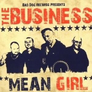 THE-BUSINESS-MEAN-GIRL-VINYL-MAXI-SINGLE-EP-NEUF