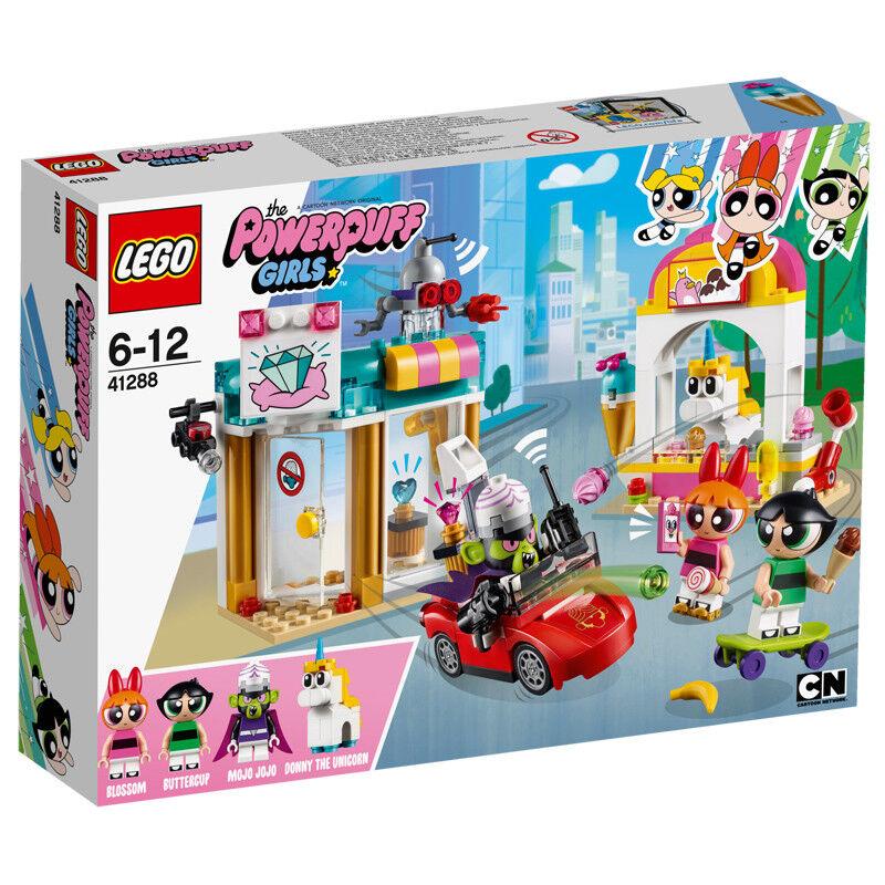 Lego The Powerpuff Girls Mojo Jojo Strikes 41288 NEW