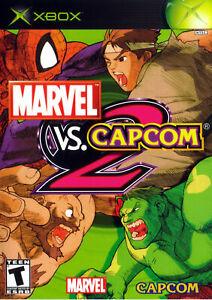 Marvel-vs-Capcom-2-Xbox-OG-Disk-Only